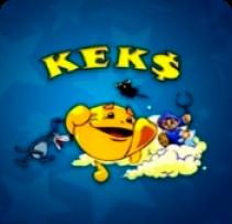 Темно-синяя картинка с забавным персонажем для игры в онлайн игры на сайте казино PlayFortuna